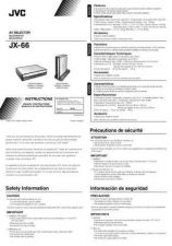 Buy JVC XC019IEN Service Manual by download Mauritron #278396