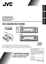 Buy JVC KD-S6350 schem Service Manual by download Mauritron #282136