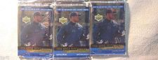 Buy 3 new 2000 UPPER DECK baseball series one PACK - sealed