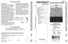 Buy RCA P52929 Service Manual by download Mauritron #332778
