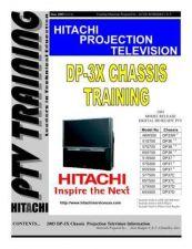 Buy Hitachi DP-6X-Training-Package Technical Training Guide by download Mauritron #331808