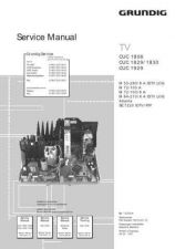 Buy Grundig CUC-1830 version 1 Service manual by download Mauritron #331305