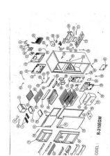 Buy Hitachi R-310EGX Service Manual by download Mauritron #290872