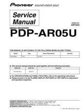 Buy Panasonic PDP-AR05U-KUC Manual by download Mauritron #301192