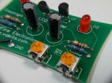 Buy LED Blinky Kit - YELLOW