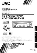 Buy JVC KD-S743RKD-S741R-3 Service Manual by download Mauritron #282199