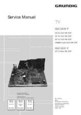 Buy Grundig CUC-2031 F version 1 Service manual by download Mauritron #331354