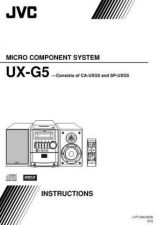 Buy JVC UX-G50J by download Mauritron #284251