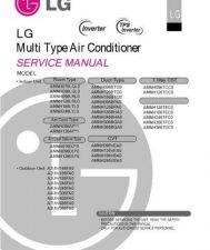 Buy LG LG-AMNH186BH. Manual by download Mauritron #304863