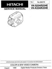 Buy Hitachi VKC370U Service Manual by download Mauritron #286633
