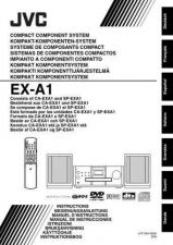 Buy JVC EX-A1-15 Service Manual by download Mauritron #273972