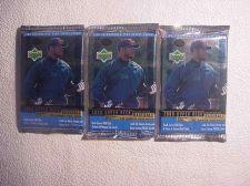 Buy 3 new 2000 UPPER DECK baseball RETAIL PACK - sealed