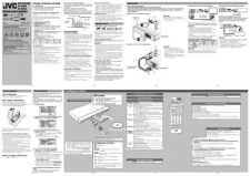 Buy JVC GNT0060-010B Operating Guide by download Mauritron #291513
