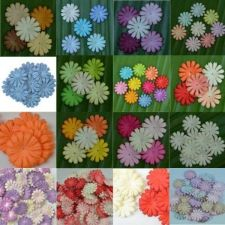 Buy 50,100,500 MULBERRY PAPER DAISY PETAL FLOWER 25 mm./1""