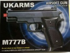 Buy Air soft gun, pistol BRAND NEW
