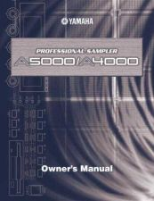 Buy Yamaha A-3000 Sampler User Guide by download Mauritron #320403