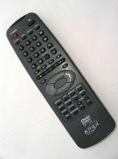 Buy APEX REMOTE CONTROL SD 250 - digital DVD player AD 500 K991 SE 5261W 2017W