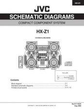 Buy JVC HX-Z10UM Service Manual by download Mauritron #274530