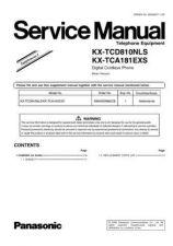 Buy Panasonic TCD810NL_1 Manual by download Mauritron #302143