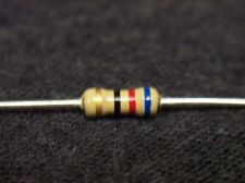 Buy E12 Resistor Series Kit - 1/4 Watt, 5% (#3720)