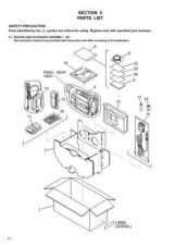 Buy JVC GR-SXM347UM PART Service Manual by download Mauritron #279354