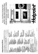 Buy Hotpoint HB6190 Operating Guide by download Mauritron #312026