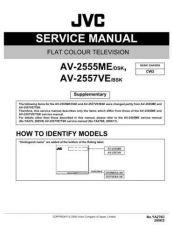 Buy JVC AV-21YA15=-=-=-=- Service Manual by download Mauritron #279701