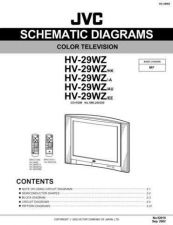 Buy JVC hv003ic Service Manual by download Mauritron #281611