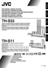 Buy JVC TH-S11-3 Service Manual by download Mauritron #276966