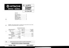 Buy Hitachi RAF50NH4 Service Manual by download Mauritron #285489