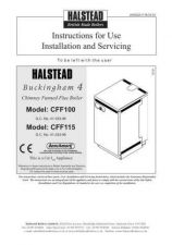 Buy Halstead BUCKINGHAM 4 CFF 100 115 INSTALL by download Mauritron #324518