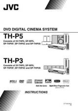 Buy JVC TH-P5-8 Service Manual by download Mauritron #283896