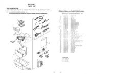 Buy JVC GR-DV3000PART Service Manual by download Mauritron #279136