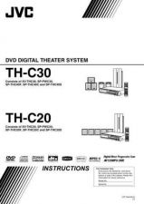 Buy JVC TH-C20 Service Manual by download Mauritron #276763