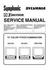 Buy Magnavox 6313CC Service Manual by download Mauritron #330795