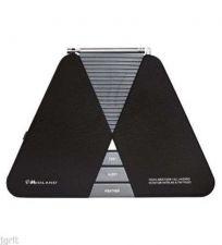 Buy Midland WR 10 Portable Emergency AM FM weather Radio battery Alert Siren wr10