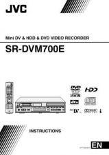Buy JVC SR-DVM700E Service Manual by download Mauritron #283568