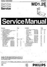 Buy Philips MD1.2E-AA Service Manual by download Mauritron #323672