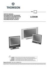 Buy Thomson 15LCD03 Service Manual by download Mauritron #333125