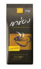 Buy Khao Shong Thailand's Coffee Bean Agglomerated Instant Coffee 200g.Free Shipping