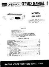 Buy JVC SM105H_SM_GB(1) Service Manual by download Mauritron #278198