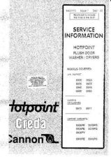 Buy Hotpoint a2165a by download Mauritron #322711