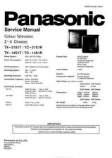 Buy Panasonic TC_20LA2H_CHI_864 Manual by download Mauritron #301831