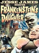 Buy Jesse James Meets Frankenstein's Daughter DVD color John Lupton William Beaudine