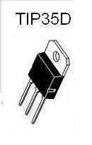 Buy Transistor - TIP35D NPN 25-Amp Power Amplifier - 3 Pieces