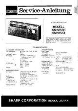 Buy JVC SM1255H-X_SM_DE Service Manual by download Mauritron #278201