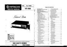 Buy Hitachi TK-1948E Service Manual by download Mauritron #286285