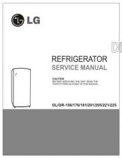 Buy LG LG-Refrigerator SVC Manual (DC -201_221)_3 Manual by download Mauritron #305053