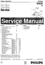 Buy Philips Em2E Aa Service Manual by download Mauritron #323627