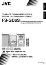Buy JVC FS-GD6S-3 Service Manual by download Mauritron #280430